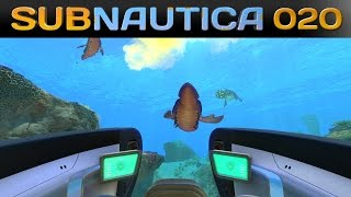 SUBNAUTICA [020] [Zahn um Zahn] [PRAWN UPDATE] [Let's Play Gameplay Deutsch German] thumbnail