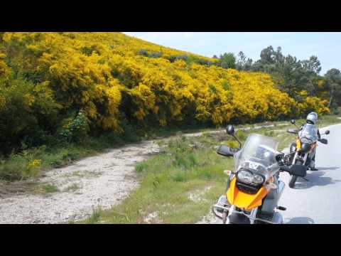 Motorcycle Tour - Portugal: Castles and history // BMW 1200