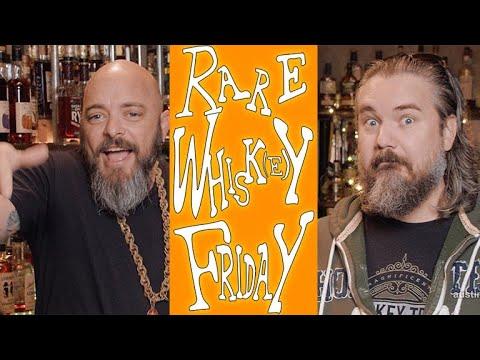 Rare Whiskey Friday Jan 10th 2020