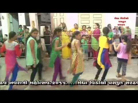 Live Navratri Garba - Tamara Hum Mane Bahu Vala Lago Cho