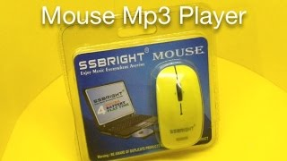 Mouse Mp3 Player