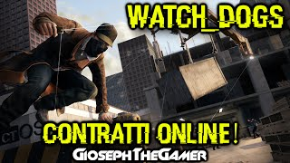 Watch Dogs | Online: Pedinamento, Hacking e Sfida ctOS Mobile! [w/Facecam] HD ITA By GiosephTheGamer