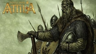 Прохождение Total War Attila DLC Longbeards Culture Pack Серия 6