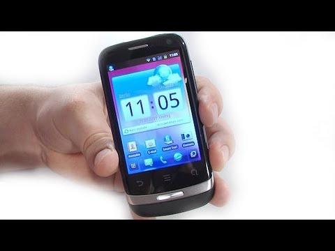 CNET.de - Huawei Ideos X3 Im Test: Das 100-Euro-Android-Handy Von Lidl Und Fonic