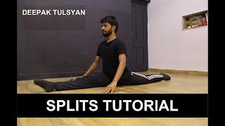 Baixar SPLITS Tutorial | Stretching, Flexibility Workout | Deepak Tulsyan | 8 Minutes