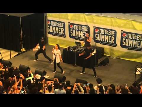 Becky G Full Concert - 2015-07-18 - Mall of America; Bloomington, Minnesota
