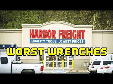 Harbor Freight Long Reach Dual Flex Head Ratchet 1/4 & 3/8 Drive Review