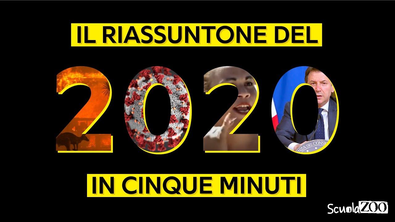 Download IL RIASSUNTONE DEL 2020 IN 5 MINUTI #ScuolaZoo