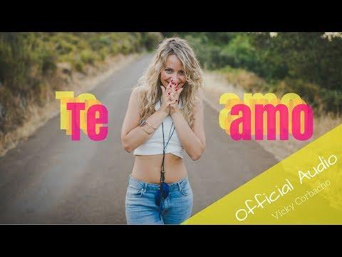 Vicky Corbacho - Te amo (bachata) | Official Audio