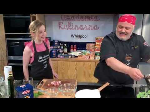 Gotowanie w Akademii Kulinarnej Whirlpool – Marco Ghia & Magda
