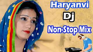 Haryanvi Sapna Dance nonstop Dj mashup.