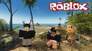 BATTLE of LIFE on the ISLAND! -Roblox