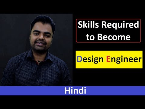 How To Become Design Engineer After Mechanical Engineering In India Skills Needed Salary Jobs Youtube