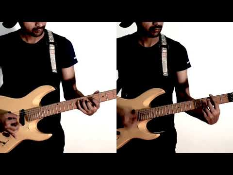 o sathi re tere bina guitar cover