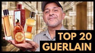 TOP 20 GUERLAIN FRAGRANCES | My Favorite Guerlain Fragrances, Perfumes, Colognes