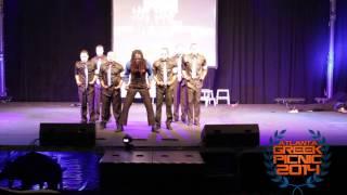 phi beta sigma wins 2014 atlanta greek picnic 10 000 step show atlgreekpicnic morehouse