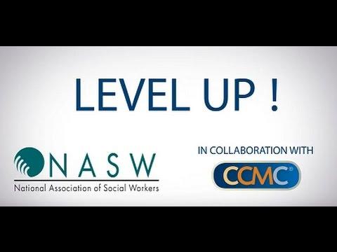 NASW CCMC Collaboration Level Up! - YouTube