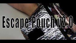 Escape Pouch v2.0. Freeze-Dried Food Cozy