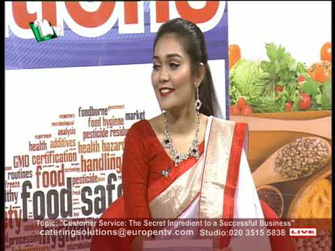 Catering Solutions(EP-18) S1 091018