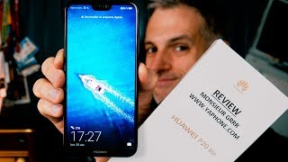 Huawei P20 Lite - Le Test