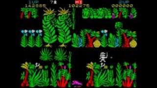 Sabre Wulf ZX Spectrum Walkthrough 100% Complete!