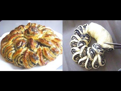 Украшение пирогов - Простые рецепты