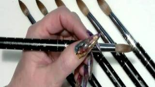 Artisan Grand Master Sculptor Acrylic Nail Brush