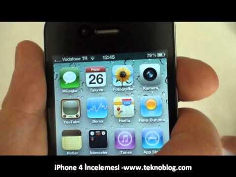 Teknoblog İncelemesi: Apple iPhone 4