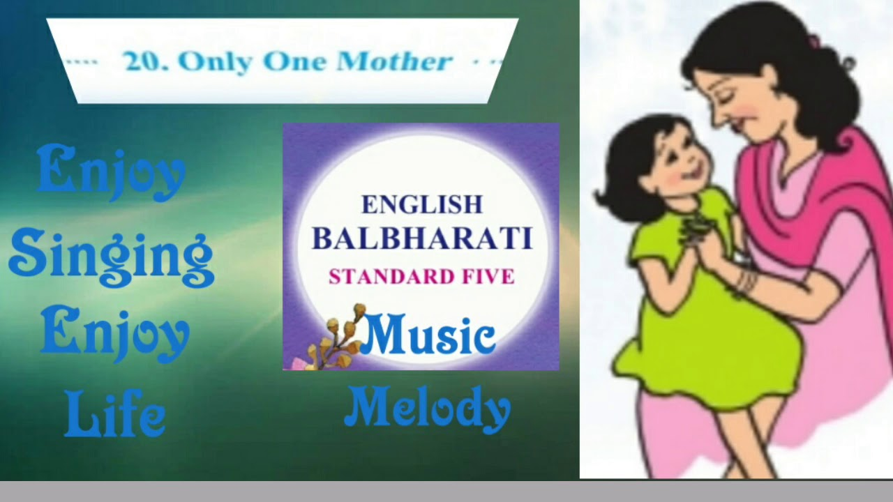 Only One Mother poem,std:5