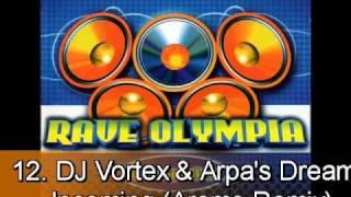 Rave Olympia (2001) - track 12 - Dj vortex & Arpa