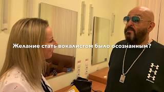 Михаил Шуфутинский. Интервью для Радио Посад