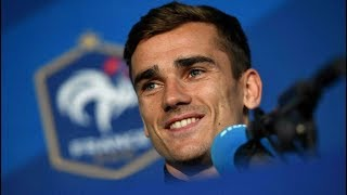 Antoine Griezmann to Barcelona - The Latest