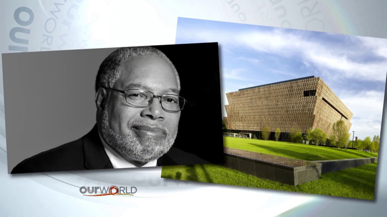 Founding African American Museum Director Lonnie Bunch