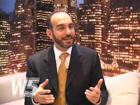 """Alex Jadad - Entrevista en """"W 5 Noticias"""" (Parte 1)"""