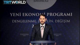 Turkey's Economy: Finance minister unveils new economic plan