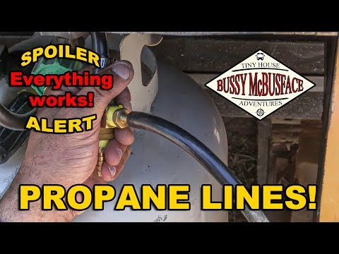 installing-propane-lines-&-making-our-skoolie-kitchen-work!!!