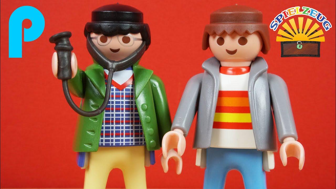 Playmobil Geschenk Zusatz Figuren Neu Film Deutsch Youtube