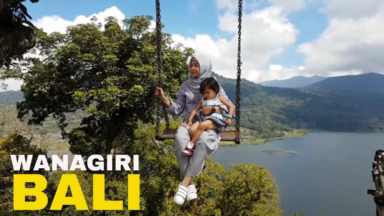 Wisata Di Atas Danau Bedugul Bali Humairatv