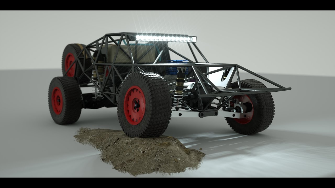 How to build a trophy truck