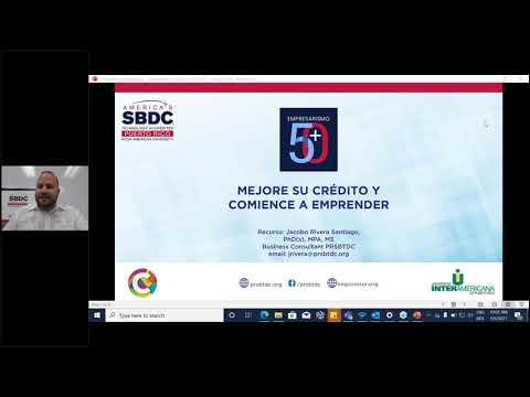 Empresarismo 50+: Mejore su Crédito y Comience a Emprender