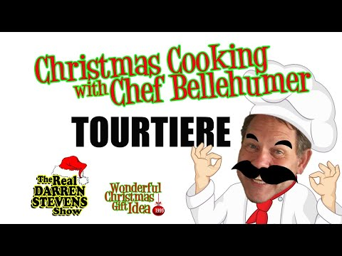 Christmas Cooking – Tourtiere
