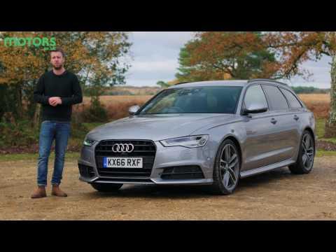 Motors.co.uk Audi A6 Avant Review
