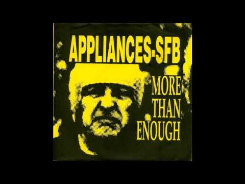 Appliances-SFB - Just The Highlights