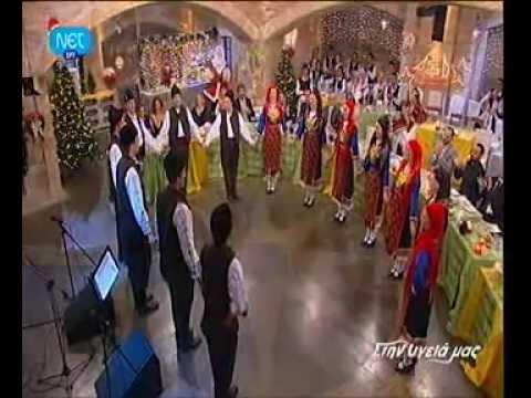 Χοροί της ΘΡΑΚΗΣ
