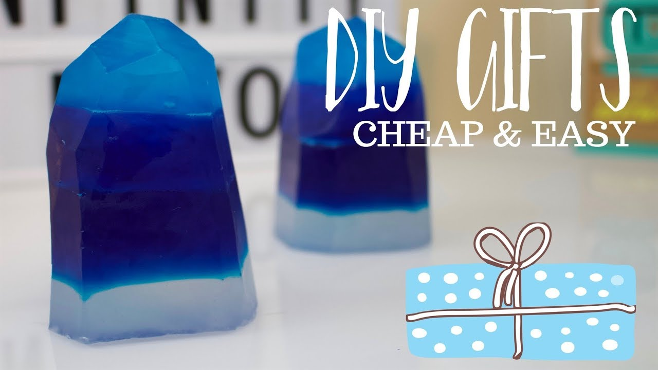 5 Super Cheap And Easy Diy Gifts Pinterest Inspired