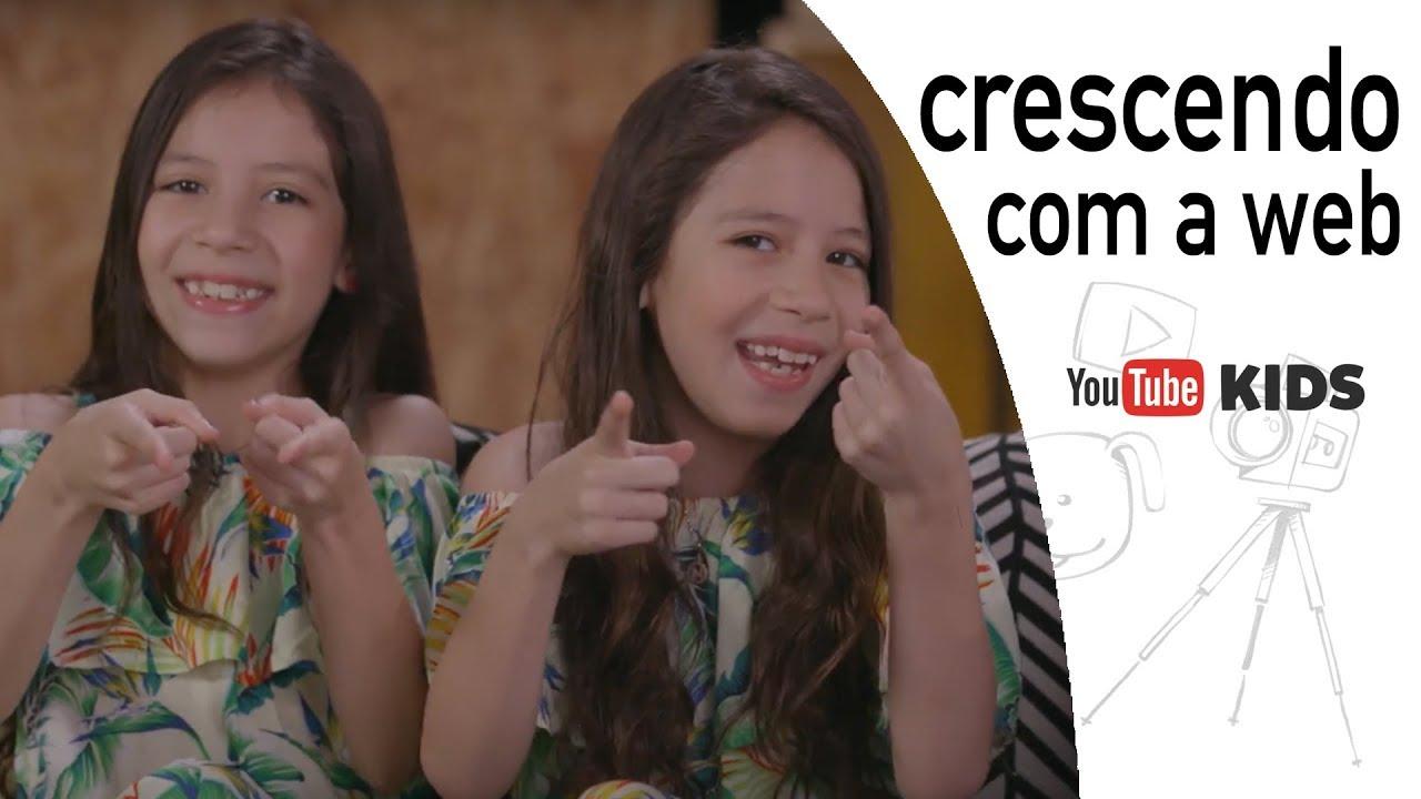 ceeb433cbcafa Crescendo com a WEB por Planeta das Gêmeas - YouTube
