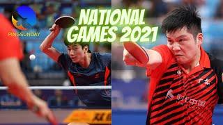 Fan Zhendong vs Wang Zhicheng (Guangdong vs Zhejiang)