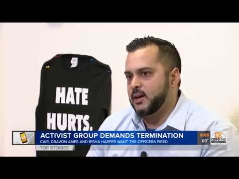 Video: CAIR-AZ Calls on Phoenix PD to Fire Officers Involved in Excessive Force Incident