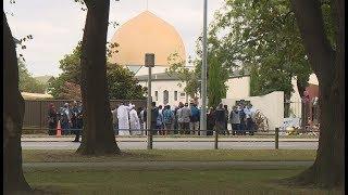 Inside Al Noor Mosque, days after mass shooting