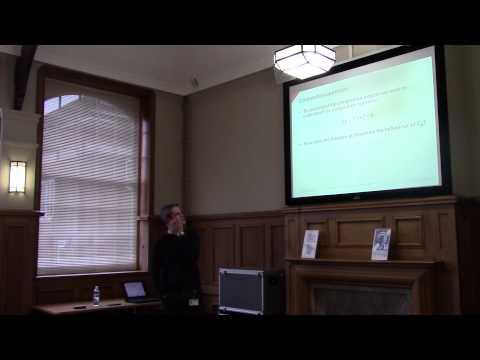 School of Science & Technology Seminar 11/02/2015, Part I